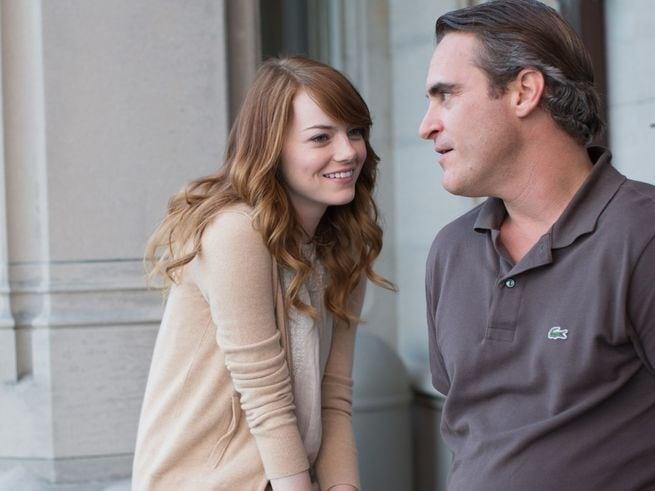 Emma Stone, Joaquin Phoenix