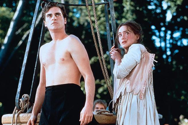 Joaquin Phoenix, Kate Winslet