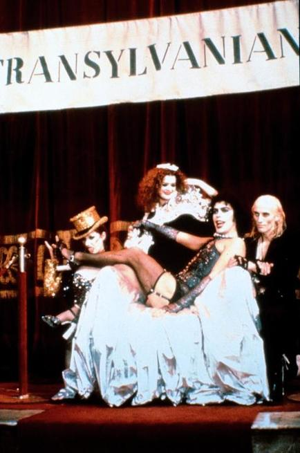 2/7 - The Rocky Horror Picture Show