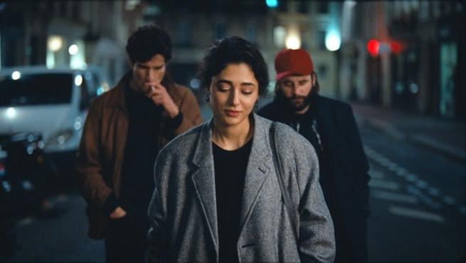 Louis Garrel, Golshifteh Farahani, Vincent Macaigne