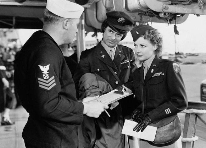 Cary Grant, Ann Sheridan