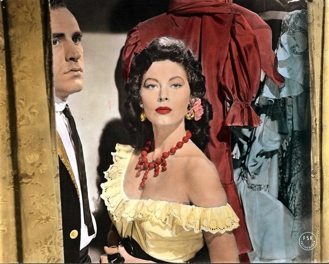 Rossano Brazzi, Ava Gardner
