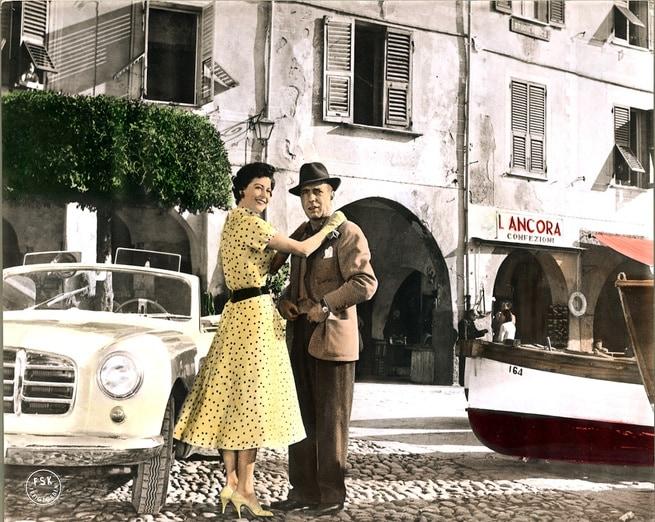 Ava Gardner, Humphrey Bogart