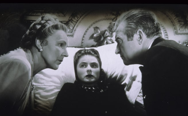 Ingrid Bergman, Claude Rains