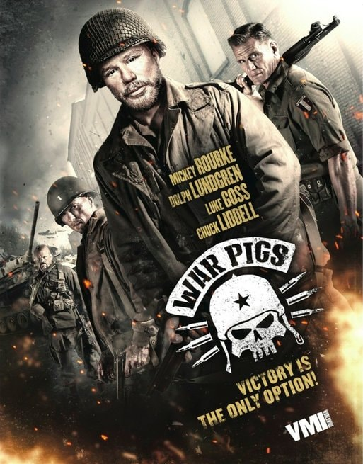 Bastardi Di Guerra (2015)