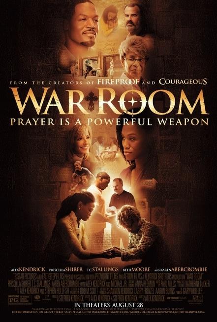 War Room – Le Armi Del Cuore (2015)