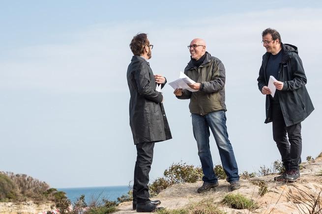 Francesco Miccichè, Fabio Bonifacci, Marco Giallini