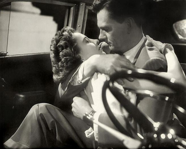 Wendell Corey, Barbara Stanwyck
