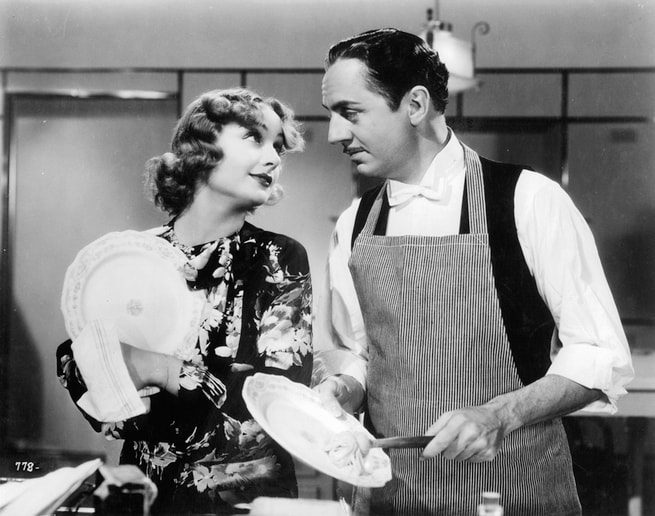 William Powell, Carole Lombard