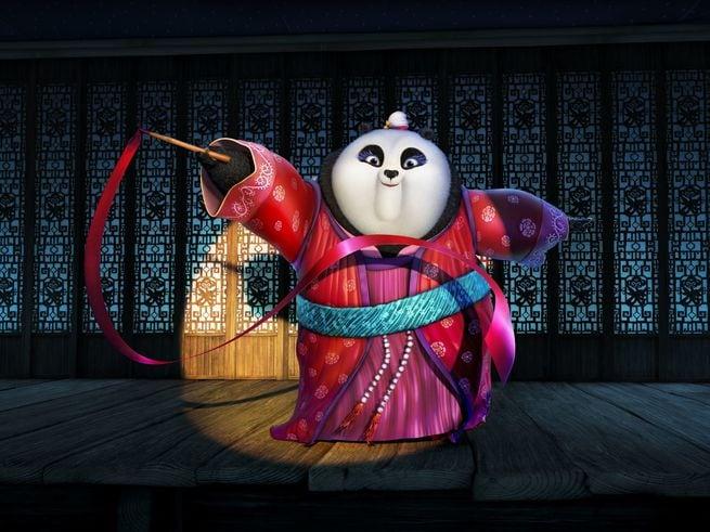 1/5 - Kung Fu Panda 3