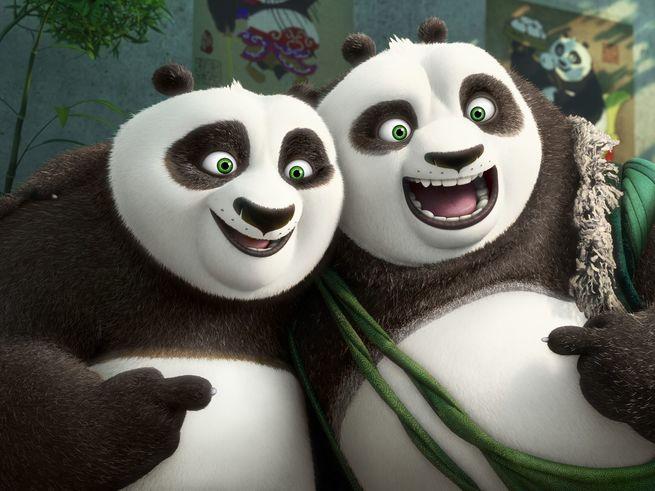 2/5 - Kung Fu Panda 3