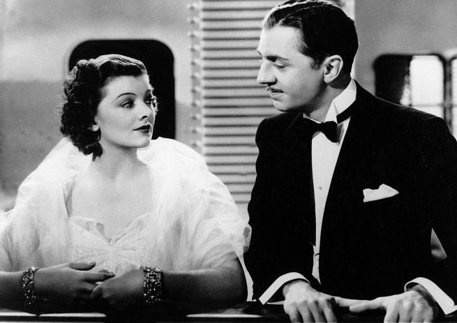 Risultati immagini per la donna del giorno film 1936