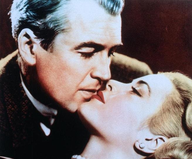 James Stewart, Grace Kelly