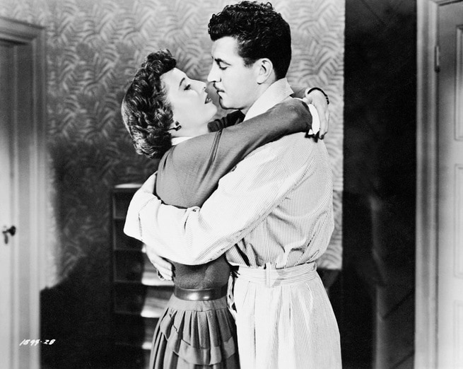 Barbara Stanwyck, Robert Preston