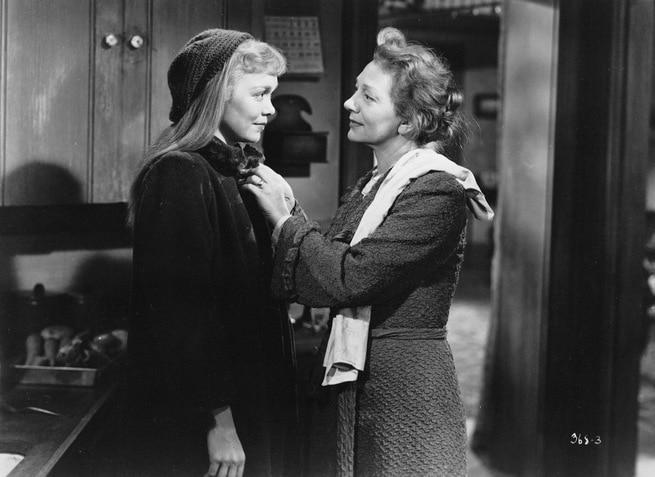 Jane Wyman, Gertrude Lawrence