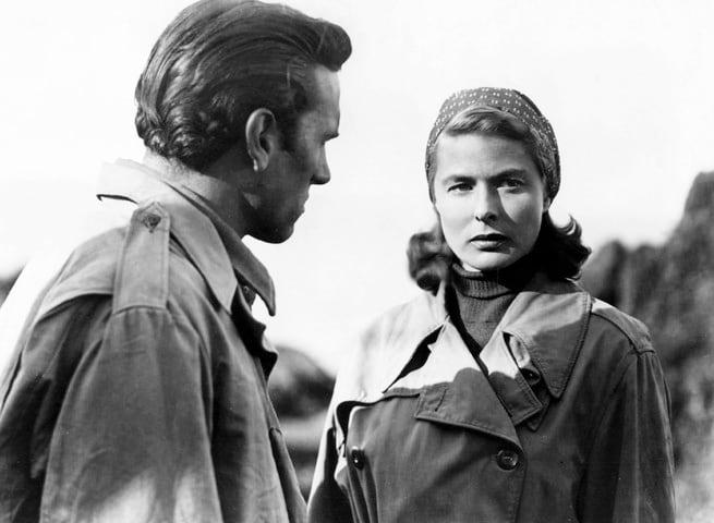 Mario Vitale, Ingrid Bergman