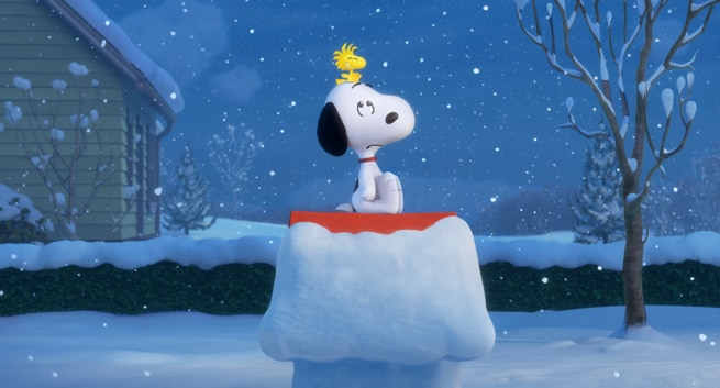 2/7 - Snoopy & Friends - Il film dei Peanuts