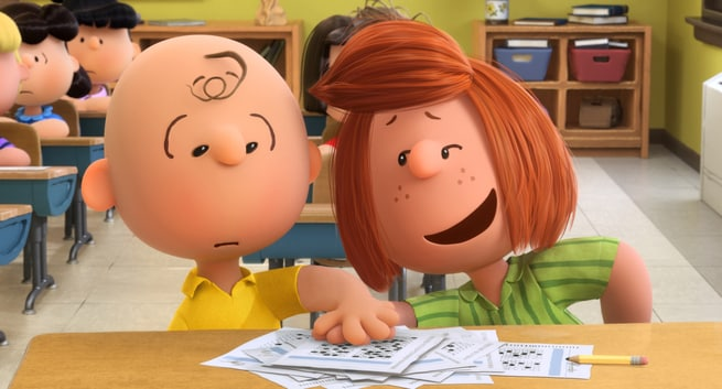 1/7 - Snoopy & Friends - Il film dei Peanuts