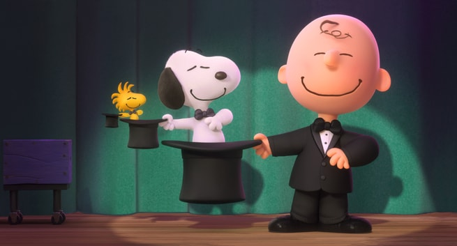 0/7 - Snoopy & Friends - Il film dei Peanuts