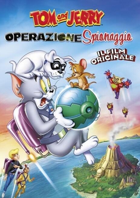 Tom E Jerry – Operazione Spionaggio (2015)