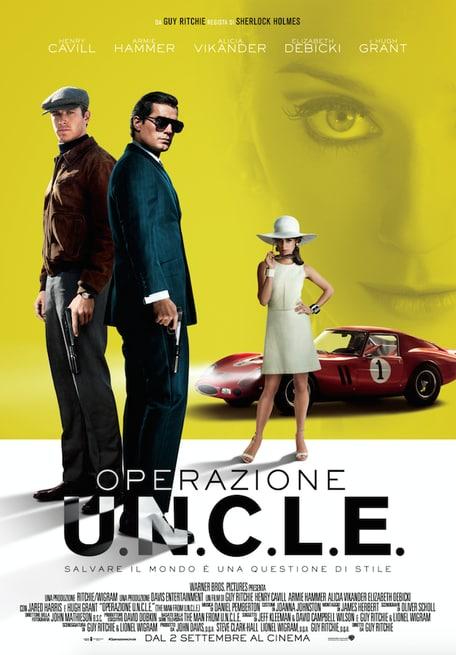 Operazione U.N.C.L.E. (2015) in streaming