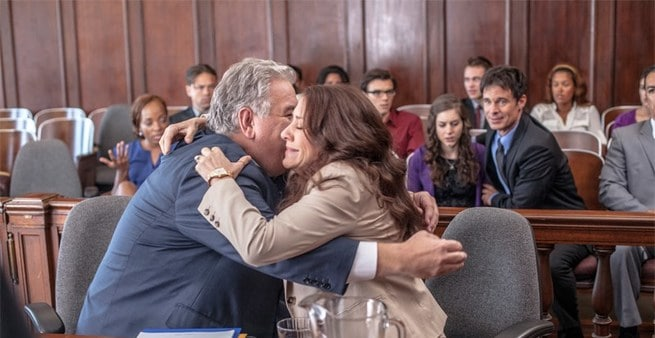 Joely Fisher, Jim O'Heir