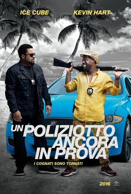 Un poliziotto ancora in prova [HD] (2016)