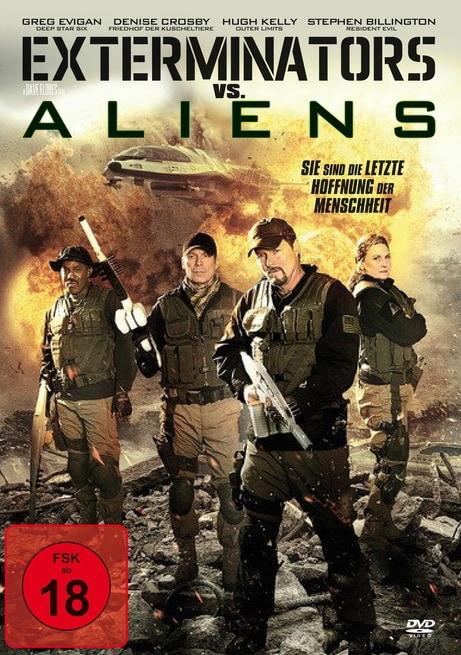 The Exterminators (2013)