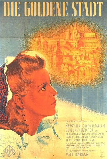 Risultati immagini per la città d'oro film 1942