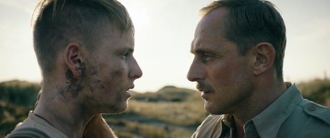 1/7 - Land of Mine - Sotto la sabbia