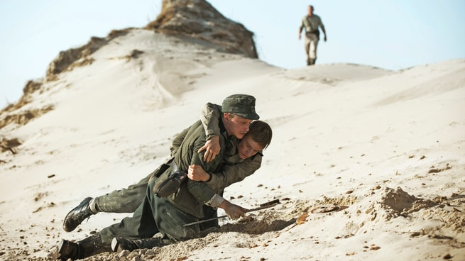 2/7 - Land of Mine - Sotto la sabbia