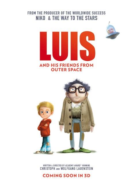 1/0 - Luis e gli alieni
