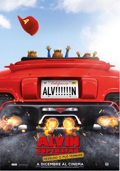 1/7 - Alvin Superstar: Nessuno ci può fermare