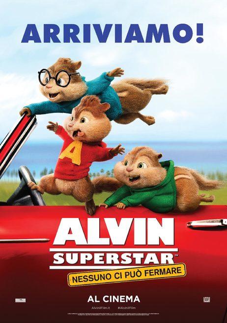 2/7 - Alvin Superstar: Nessuno ci può fermare