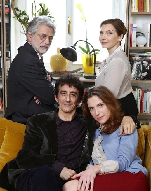 Sergio Rubini, Maria Pia Calzone, Isabella Ragonese, Fabrizio Bentivoglio