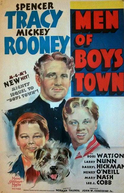 Risultati immagini per gli uomini della città dei ragazzi film 1941 locandina