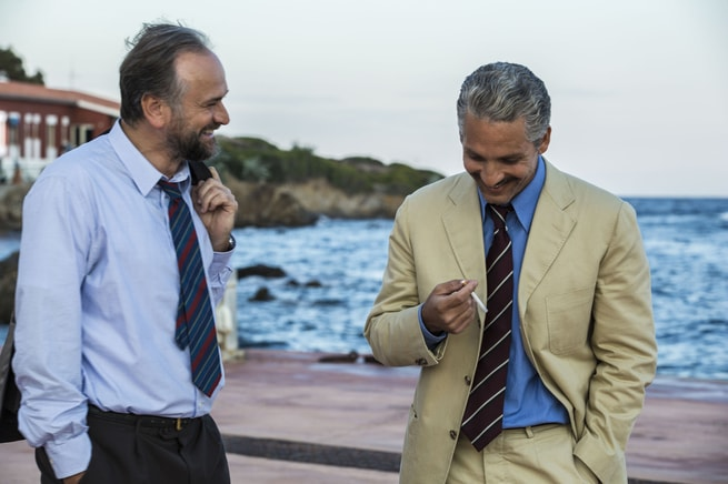 Massimo Popolizio, Beppe Fiorello
