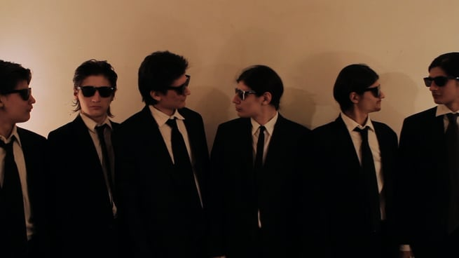 1/3 - The Wolfpack