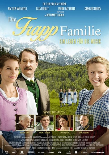La famiglia von Trapp – Una vita in musica