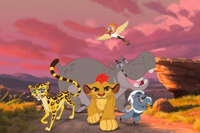 1/0 - The Lion Guard: Il ritorno del ruggito