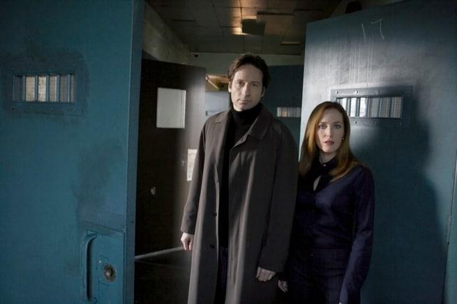 X-file fanno Mulder e Scully mai collegare