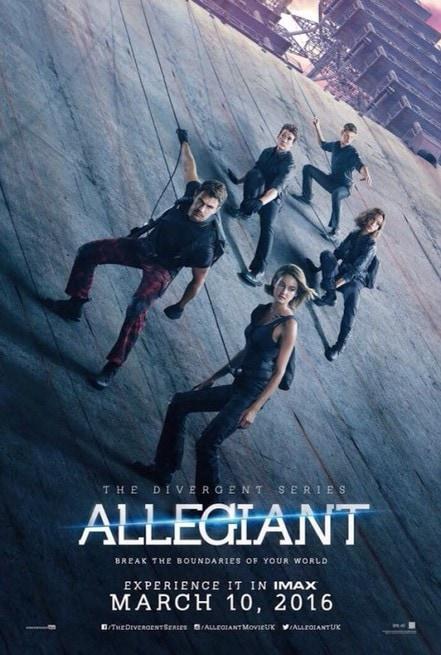 1/7 - The Divergent Series: Allegiant