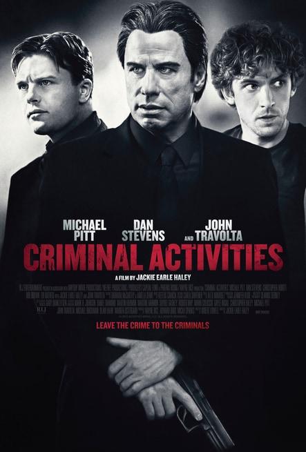 1/0 - Criminal Activities