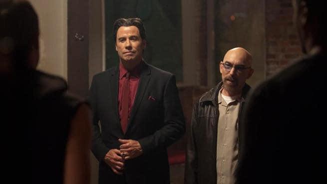 John Travolta, Jackie Earle Haley