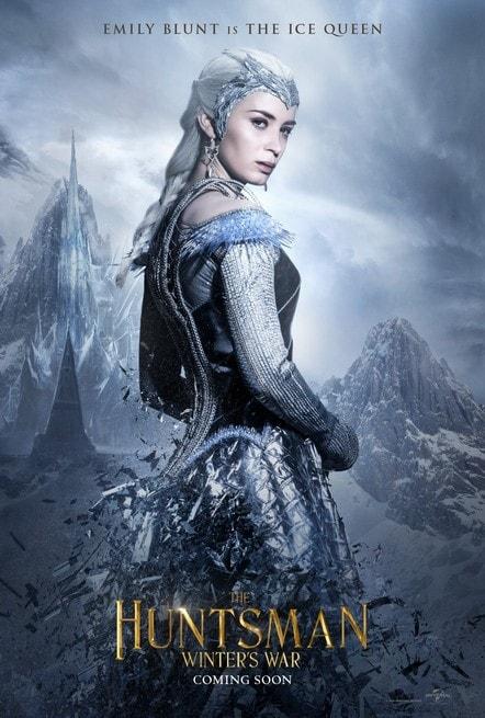 2/7 - Il cacciatore e la regina di ghiaccio - La storia prima di Biancaneve