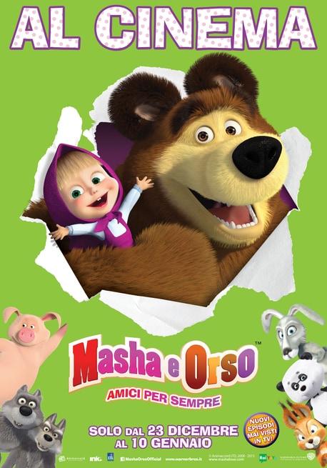 2/0 - Masha e Orso: Amici per sempre