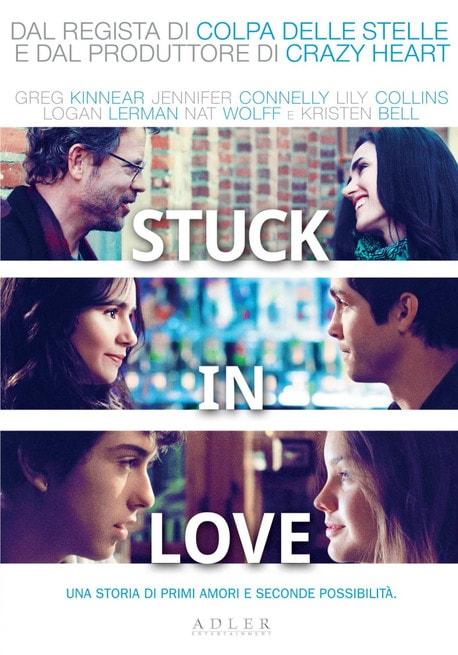 Stuck in love cast