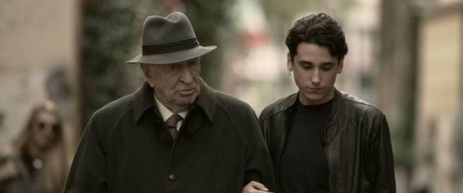 Giuliano Montaldo, Andrea Carpenzano
