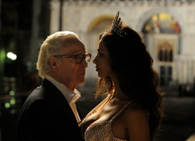 Michael Caine, Madalina Ghenea