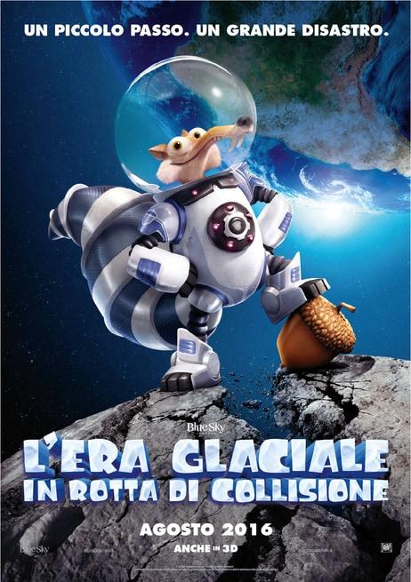 L'era glaciale 5: In rotta di collisione [HD/3D] (2016)